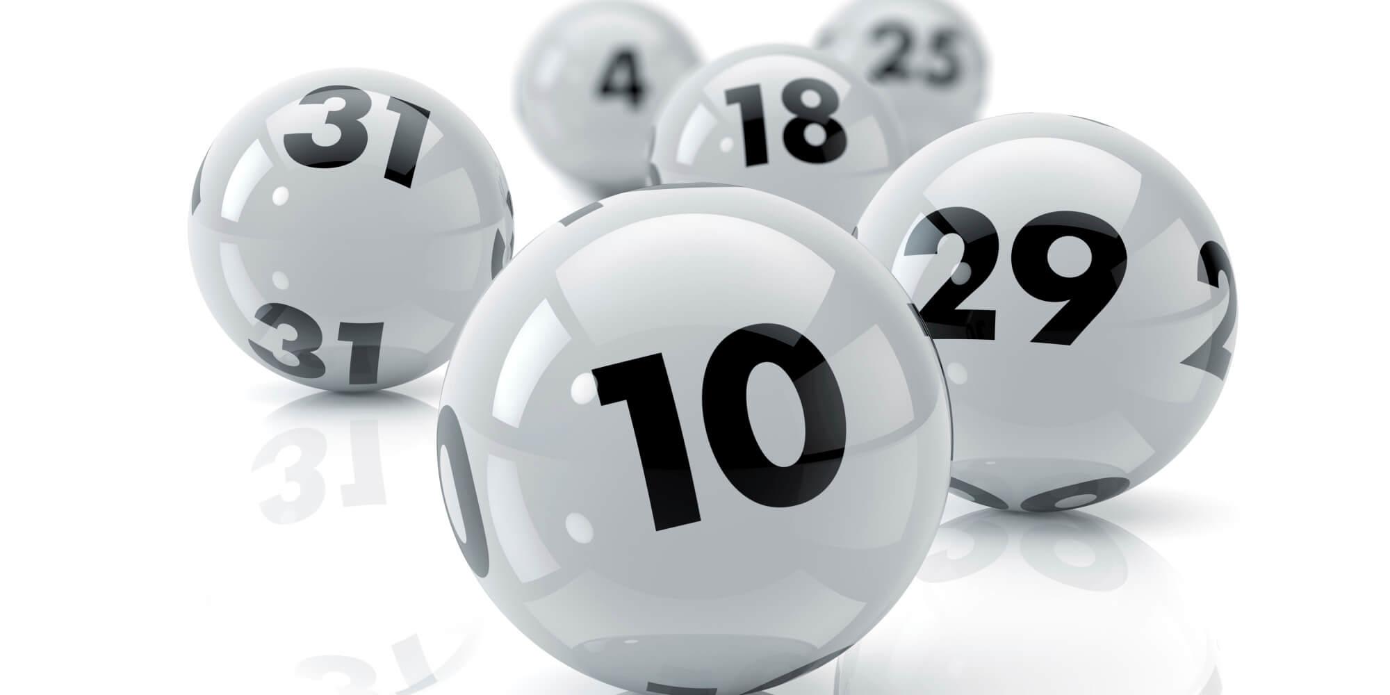 Lotto Slots Balls